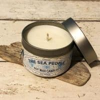 Sea Breeze Candle Tin | Soy Wax Candle